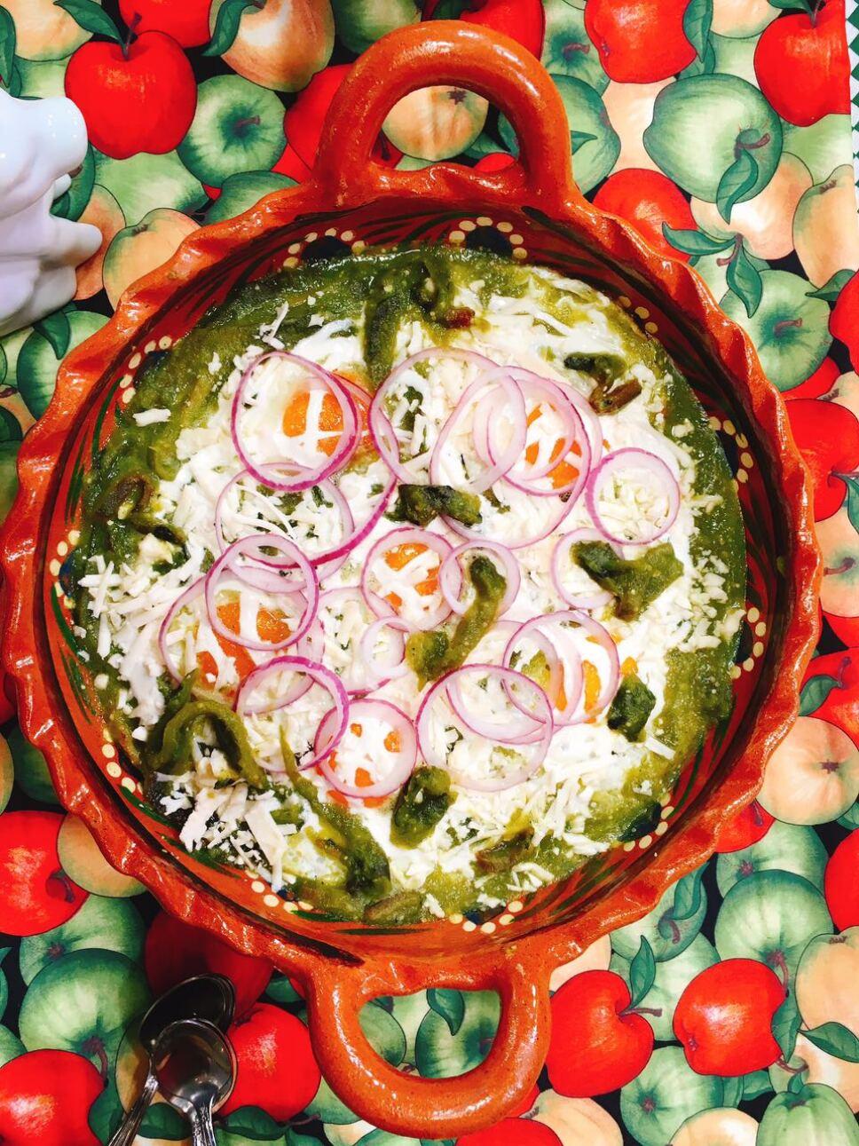 Huevos a la Cazuela, Cocineros Mexicanos