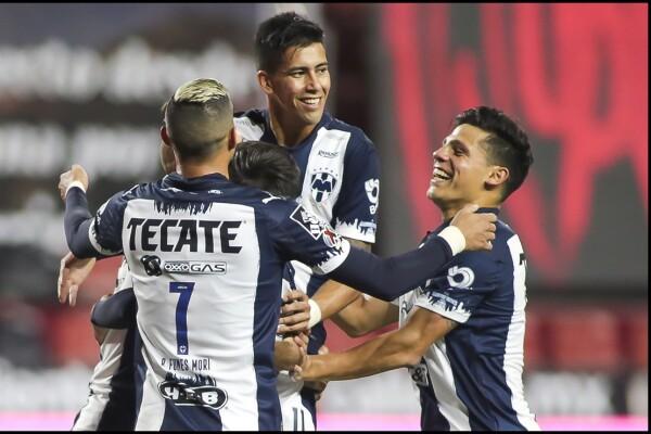 Ver en Vivo Rayados de Monterrey vs Xolos de Tijuana Final de Vuelta Copa MX 2020