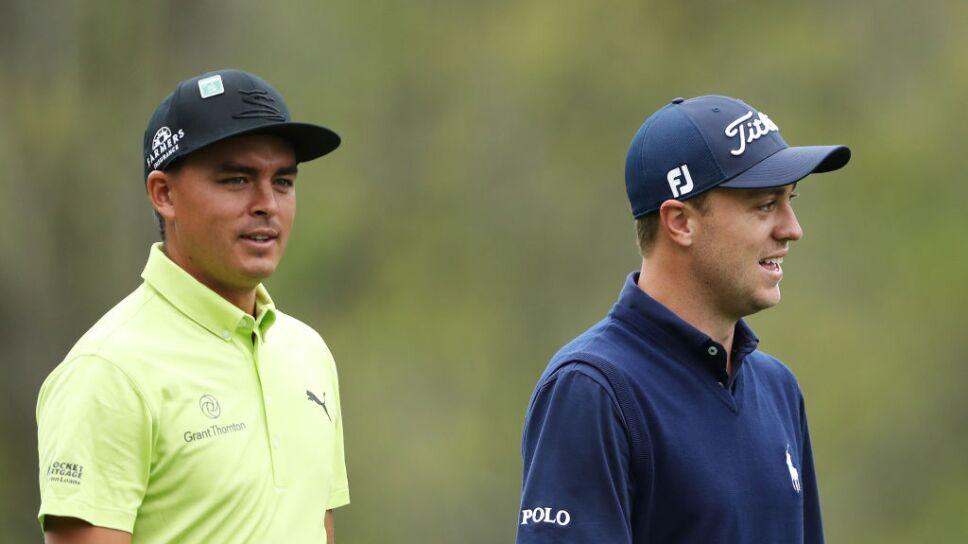"""Las dos estrellas del PGA TOUR le dieron hoy un swing """"zurdo"""" al coronavirus"""