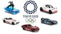 Hot Wheels, colección Tokyo 2020