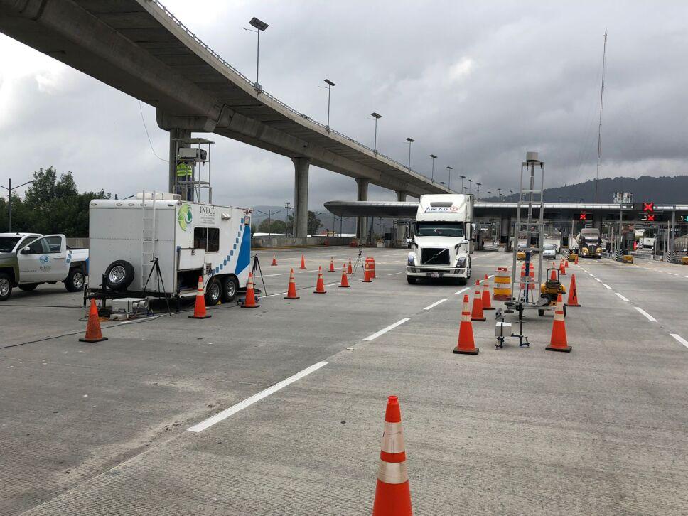 CAMe medirá la contaminación en vehículos que ingresen a la CDMX.