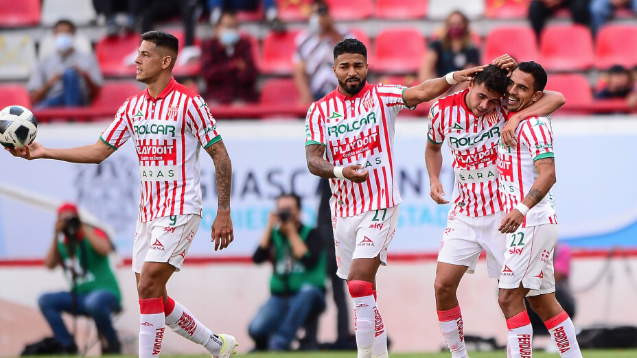 Necaxa Puebla liga mx