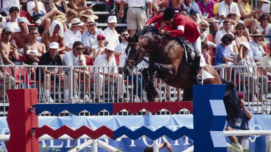 Mexicanos históricos en Equitación dentro de Juegos Olímpicos
