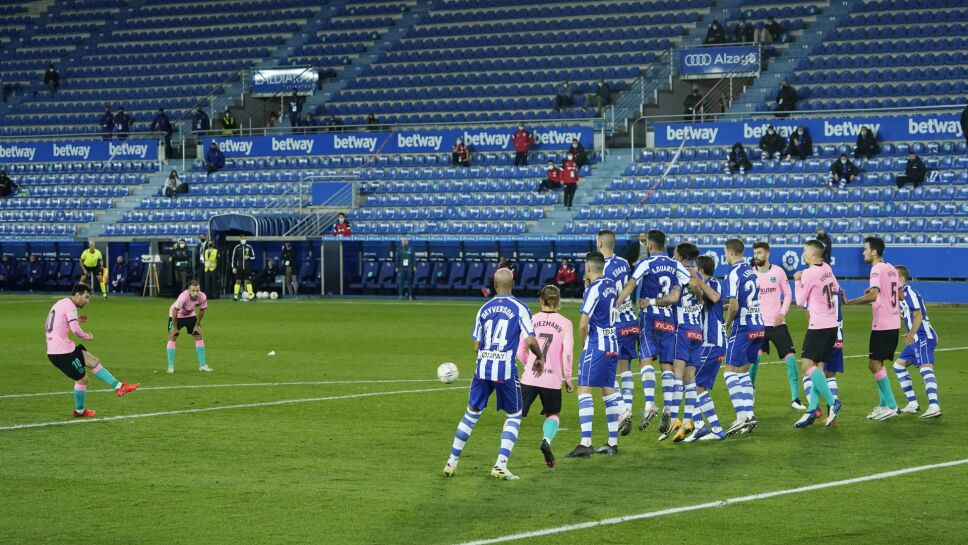 Alavés vs Barcelona