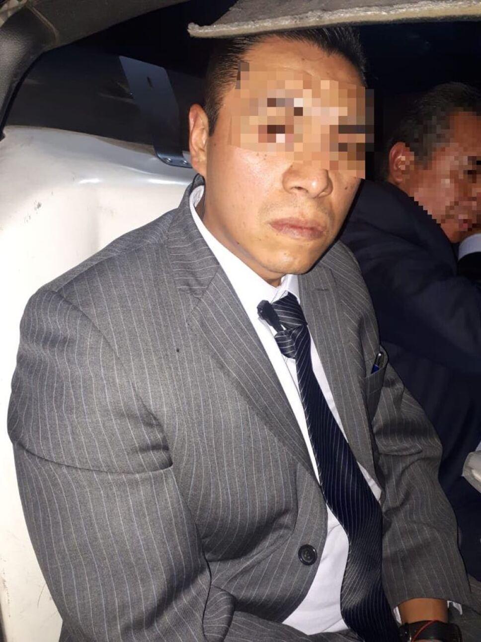 Operativo trata de personas detenidos droga y dinero 2