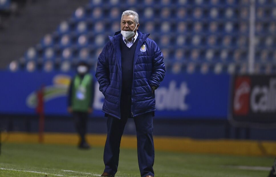 Vucetich piensa hacer cambios debido al mal paso del equipo