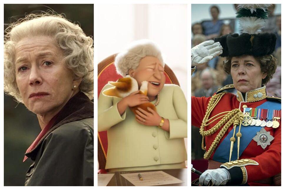 Películas inspiradas en la reina Isabel