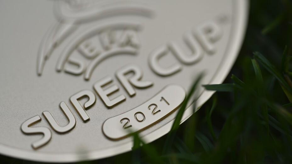 Supercopa medalla