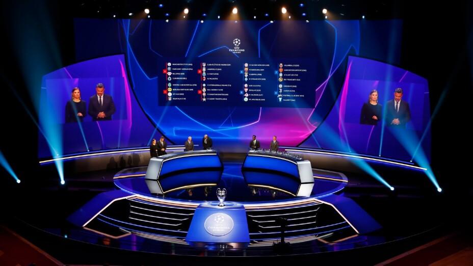 Sorteo de la UEFA Champions League