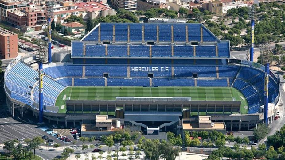 Estadio Hércules España