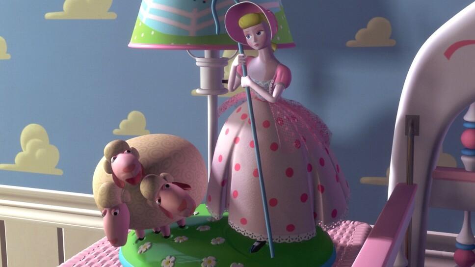 Betty Toy Story Kidsiete
