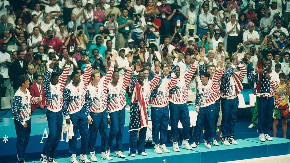 Dream Team Barcelona 92 NBA