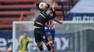 Atlético San Luis vs Bravos