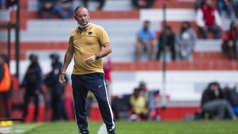 Liga BBVA MX Apertura Grita Mexico 2021 Toluca vs Pumas UNAM