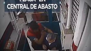 Plaga de asaltos en la Central de Abasto de la CDMX