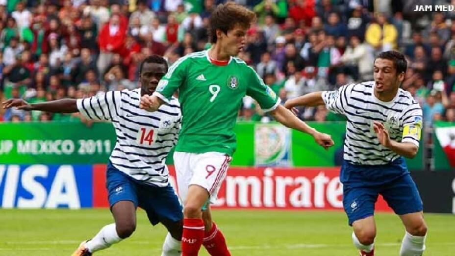 Mexico vs Francia