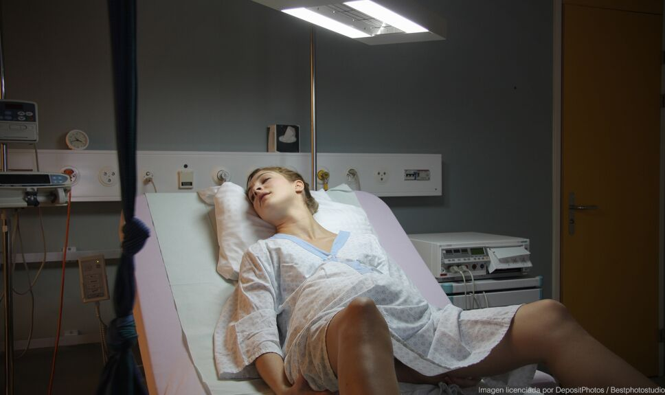 ddc embarazada hospital