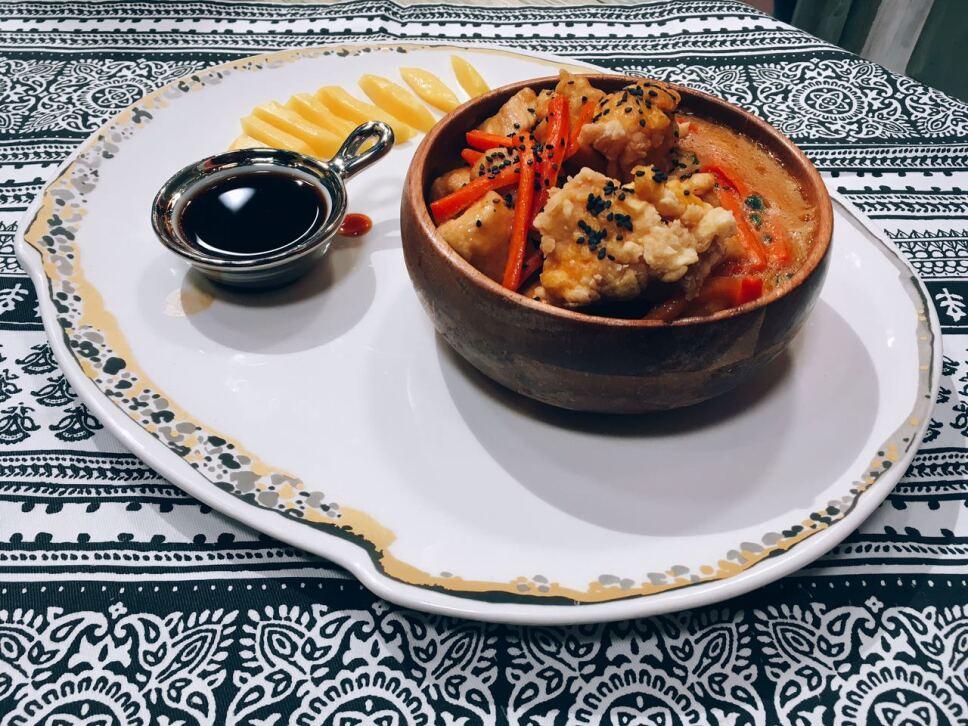 receta, pollo en salsa de mango, cocineros mexicanos, tv azteca