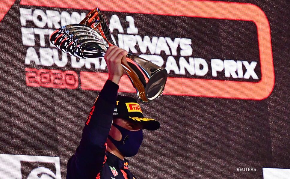 Max Verstappen gana el Gran Premio de Abu Dabi