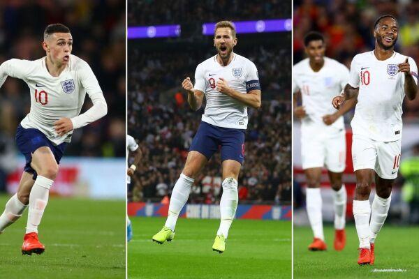 23 futbolistas jugadores inglaterra eurocopa 2020.jpg