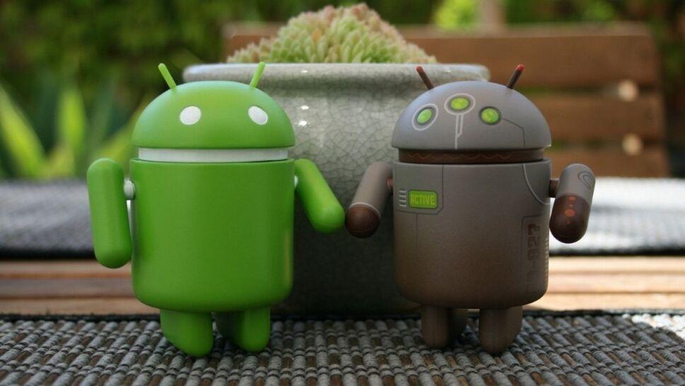 Android 12, cómo descargar .jpg