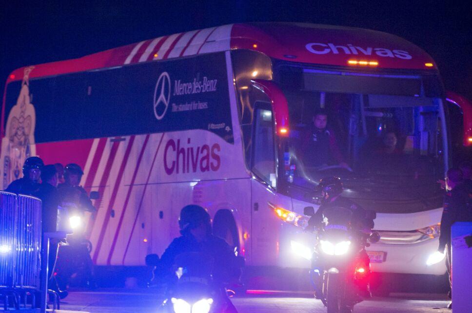 Chivas vs Xolos liga MX