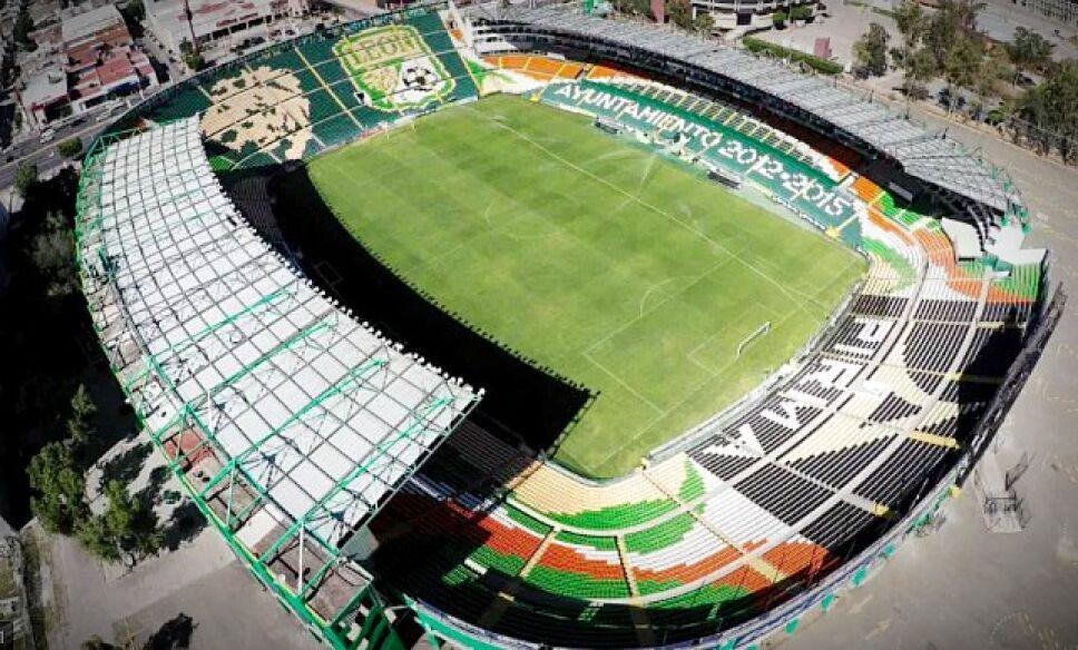 Estadio León futbol