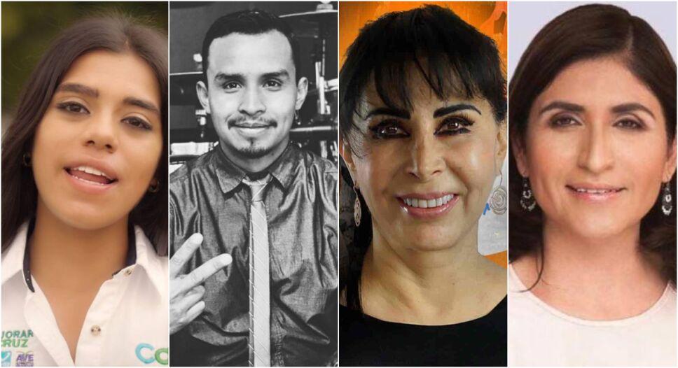 Candidatos que han sido asesinados durante las elecciones en México