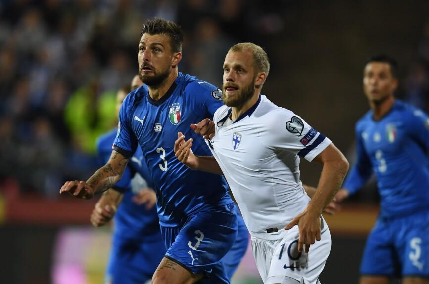 Italia sigue con marcha perfecta rumbo a la Euro 2020.