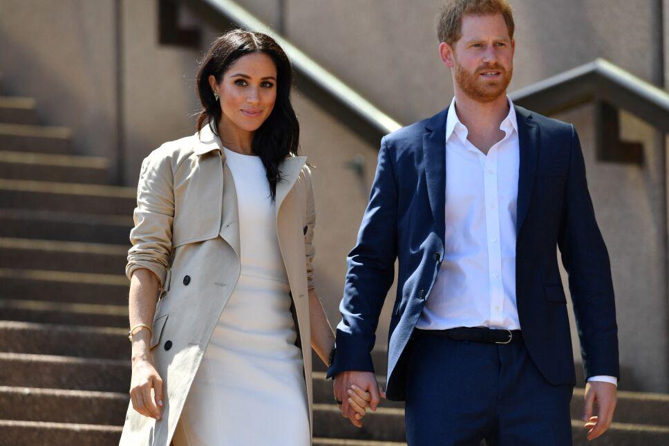 Así reaccionó la reina Isabel al segundo embarazo de Meghan Markle