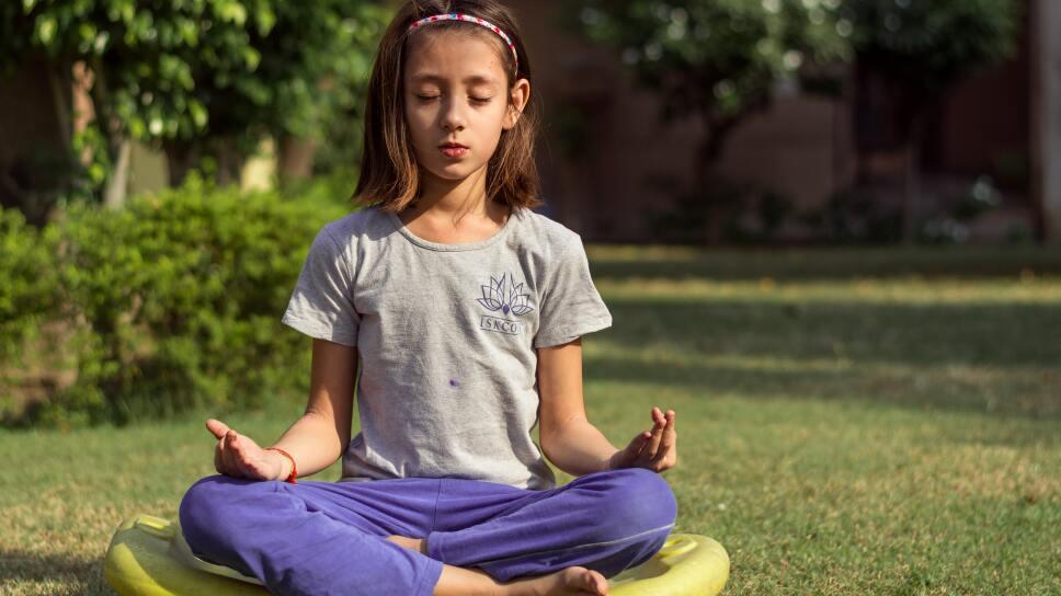 La meditación ayuda a los niños para controlar sus emociones y ansiedad