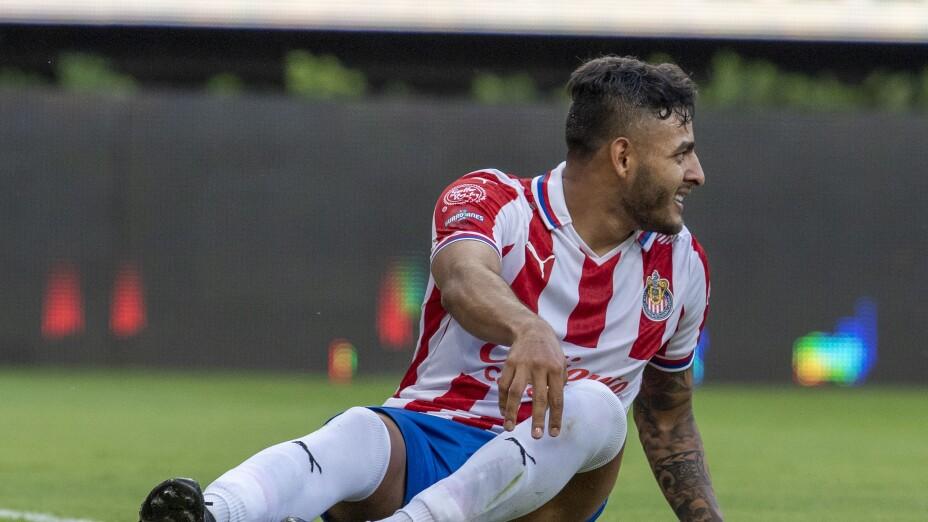 Alexis Vega jugaría hasta infiltrado contra el América de ser necesario