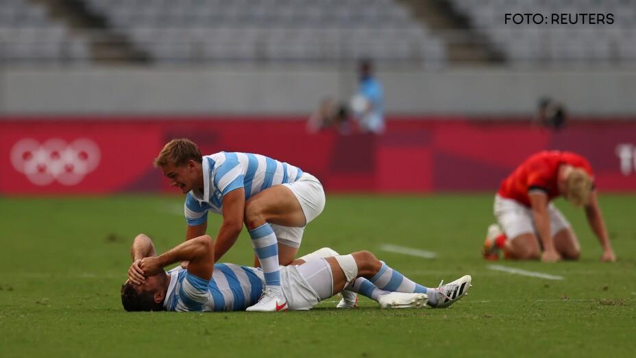 Argentina bronce para Fiyi