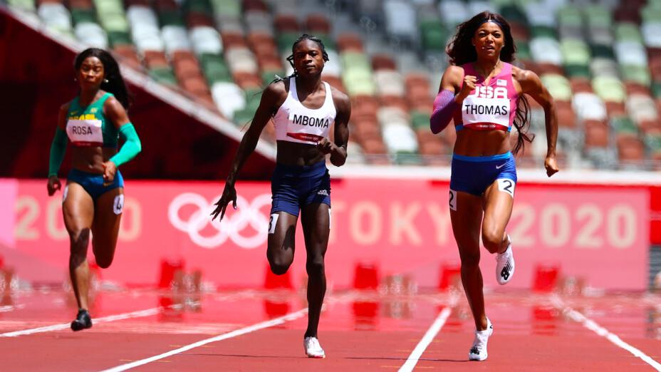 En vivo: final femenil 200 metros Tokio 2020