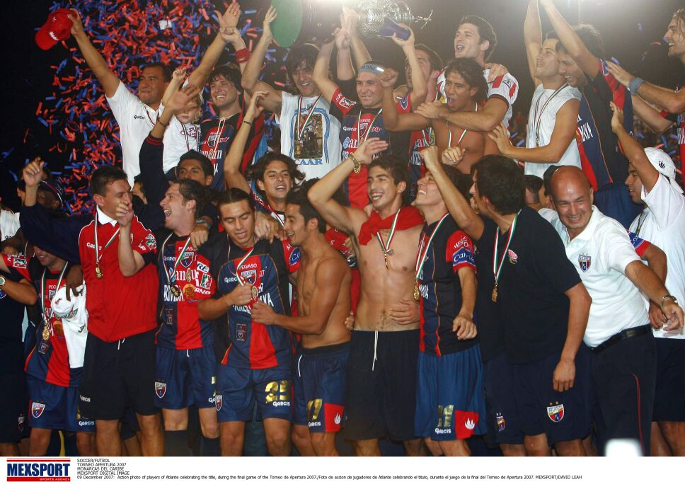 Atlante campeón 2007