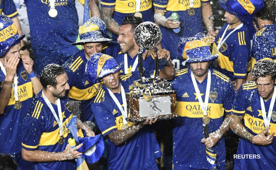 Boca Juniors campeón