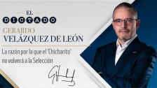 Gerardo Velázquez de León | El Dictado
