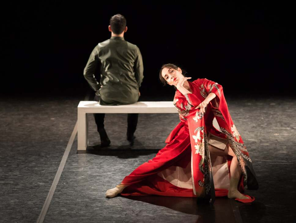 madame butterfly ballet