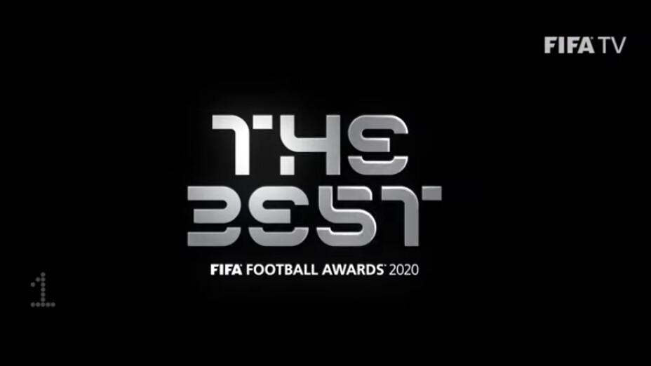 Premios The Best FIFA futbol