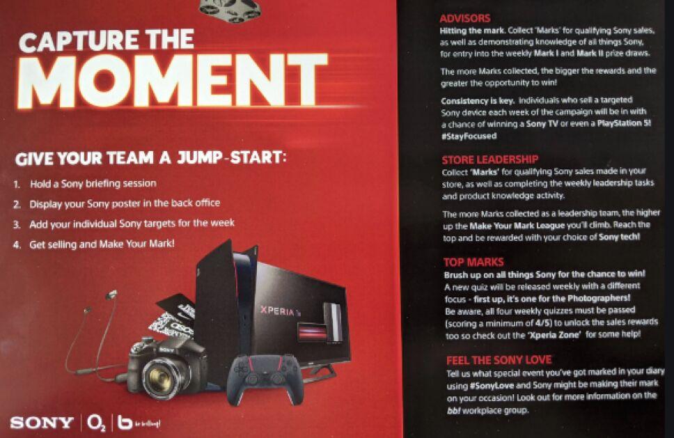 PS5 negro y rojo