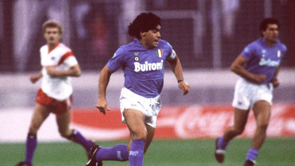 Le herencia de Maradona en el Napoli