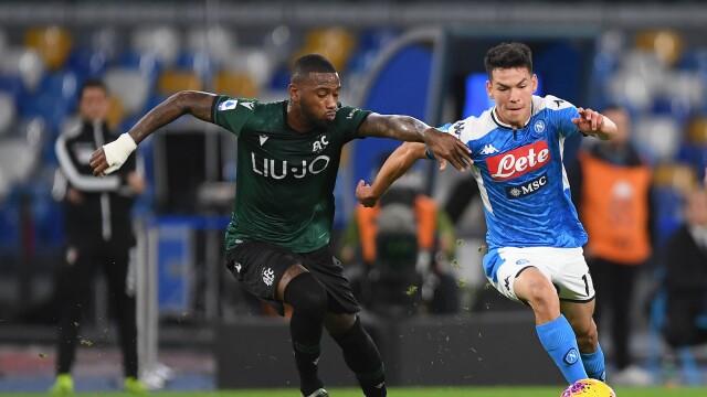 Napoli vs Bolonia