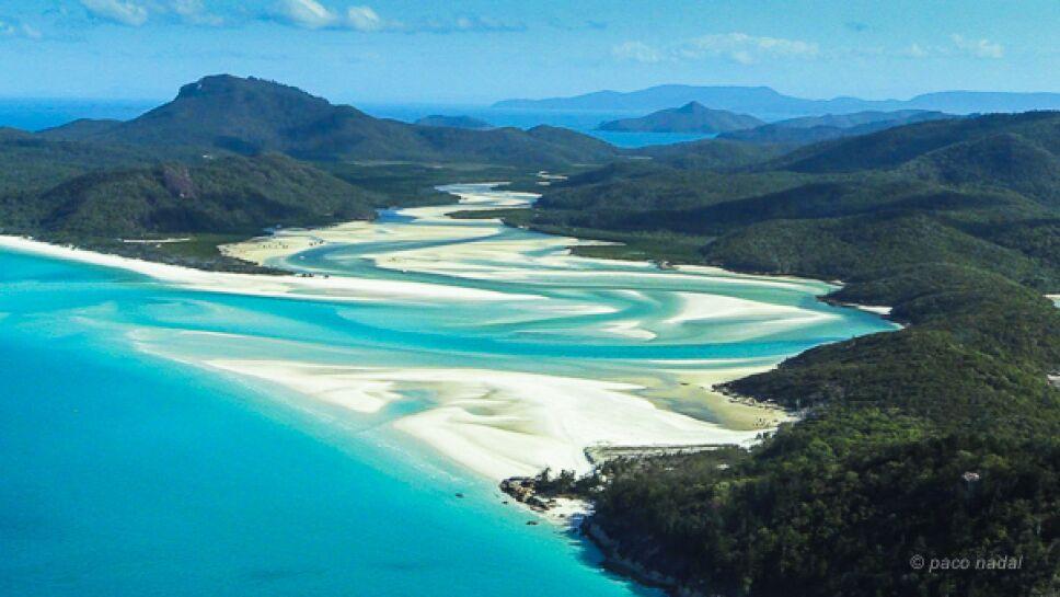 Fraser Island Australia Foto Especial