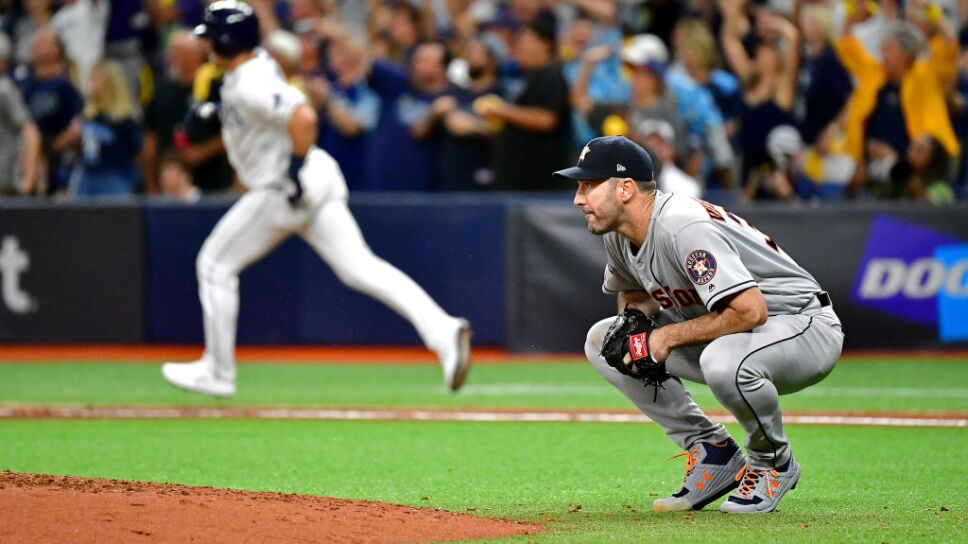 Astros de Houston Castigo