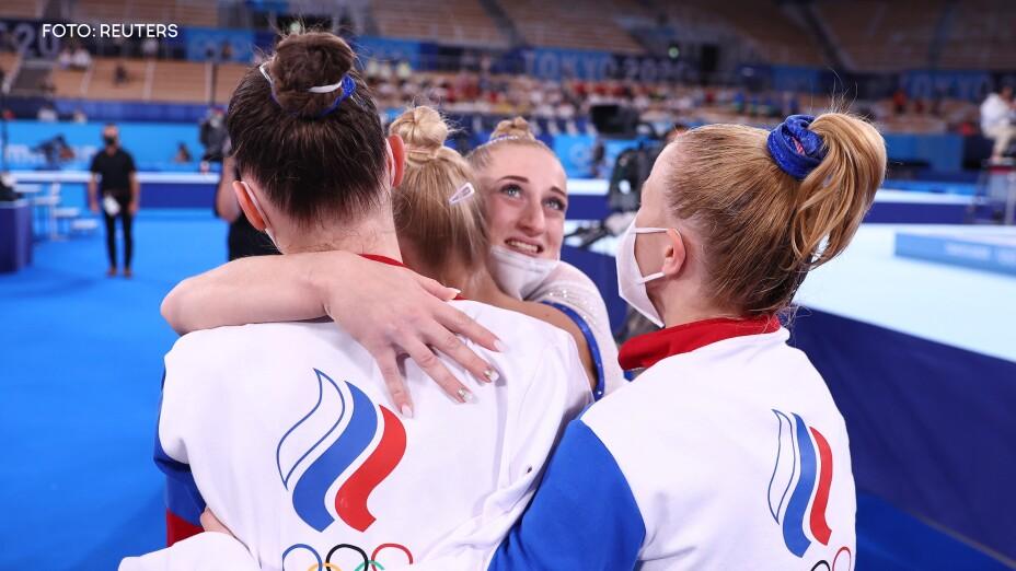 El Comité Olímpico Ruso, consigue el oro .jpg