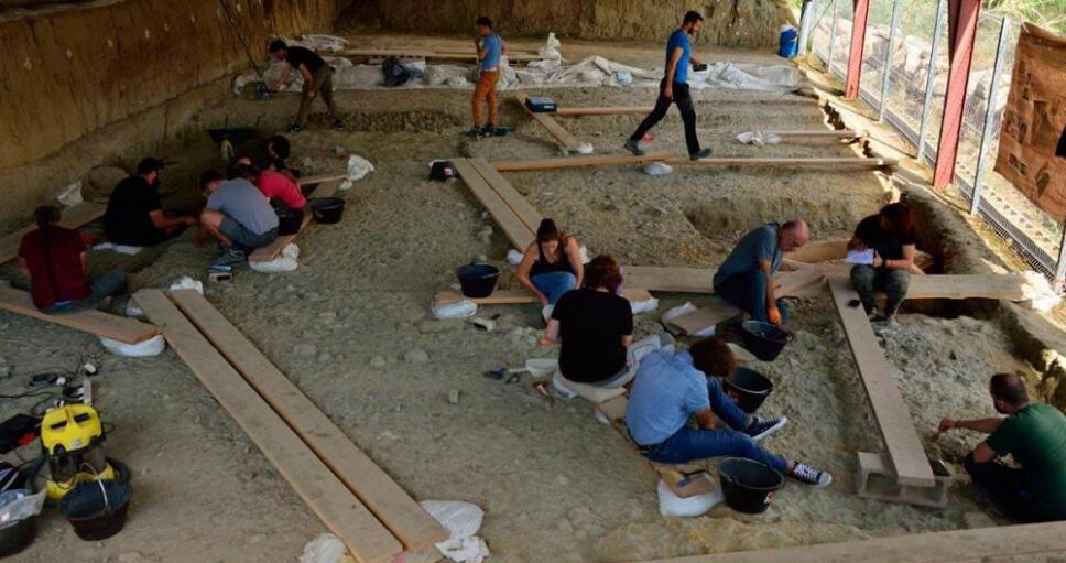 Arqueólogos, costillas de mamut, millón de años a.jpeg