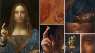 El misterio de Salvator Mundi, la pintura más críptica de Leonardo DaVinci