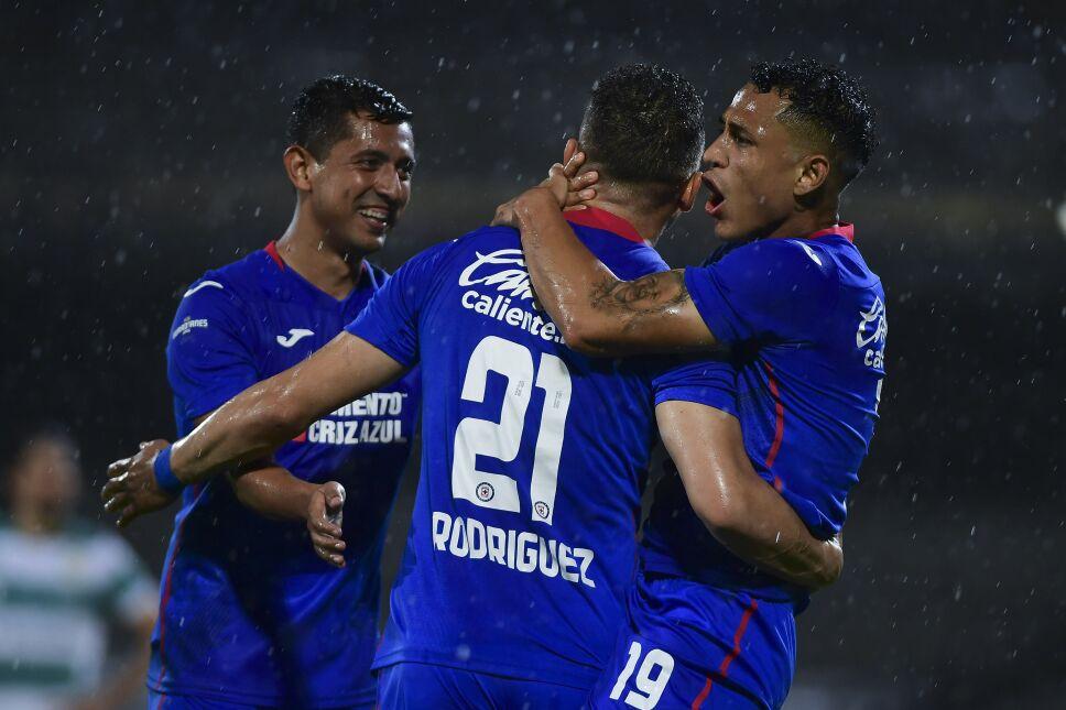 La impresionante marca de Cruz Azul con los goles
