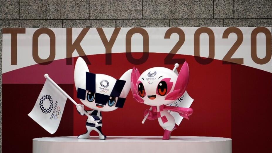 Mascotas Tokio 2020