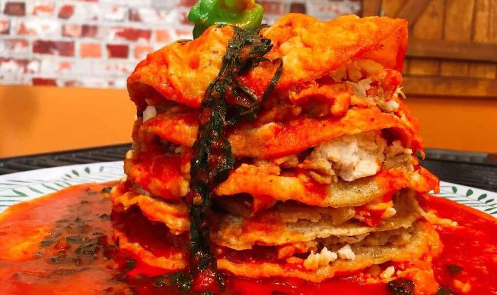 Receta Pan de cazón Cocineros Mexicanos